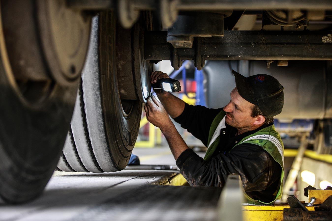 Wheel repairing
